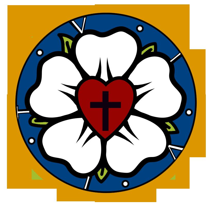 Rosa Luterana o Sello de Martín Lutero